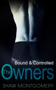 The Owners by Shaw Montgomery - Gay Romance Ebook Cover